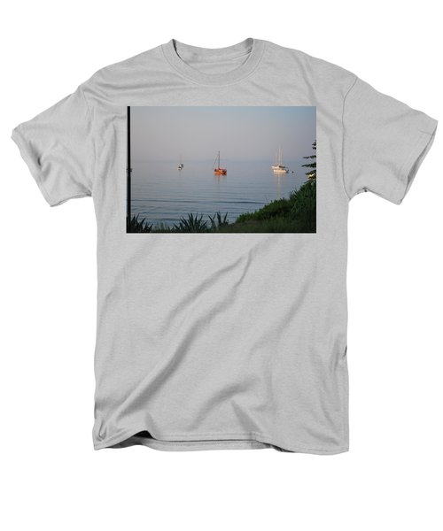 Men's T-Shirt  (Regular Fit) featuring the photograph Morning by George Katechis