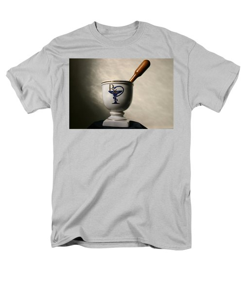 Mortar And Pestle Two Men's T-Shirt  (Regular Fit) by Kristin Elmquist