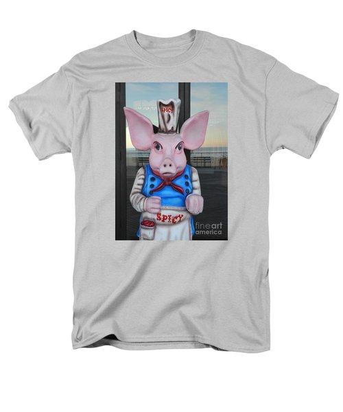 Mr. Spicy 2 Men's T-Shirt  (Regular Fit) by Sami Martin