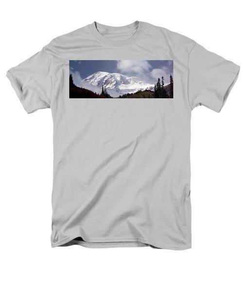 Men's T-Shirt  (Regular Fit) featuring the photograph Mt Rainier  by Greg Reed