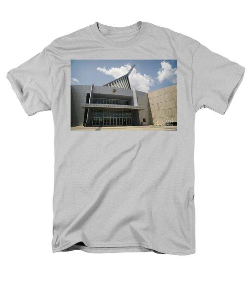 National Museum Of The Marine Corps Men's T-Shirt  (Regular Fit) by Carol Lynn Coronios