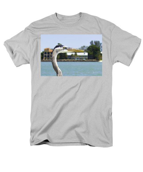 Coexistence Men's T-Shirt  (Regular Fit) by Susan Molnar