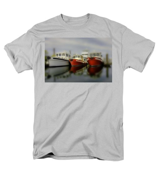 Men's T-Shirt  (Regular Fit) featuring the photograph Nautical by Sonya Lang