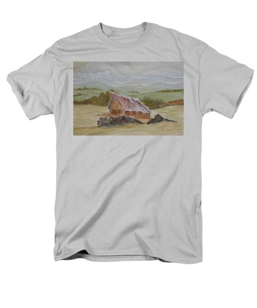 North Of Winnemucca Men's T-Shirt  (Regular Fit) by Joel Deutsch