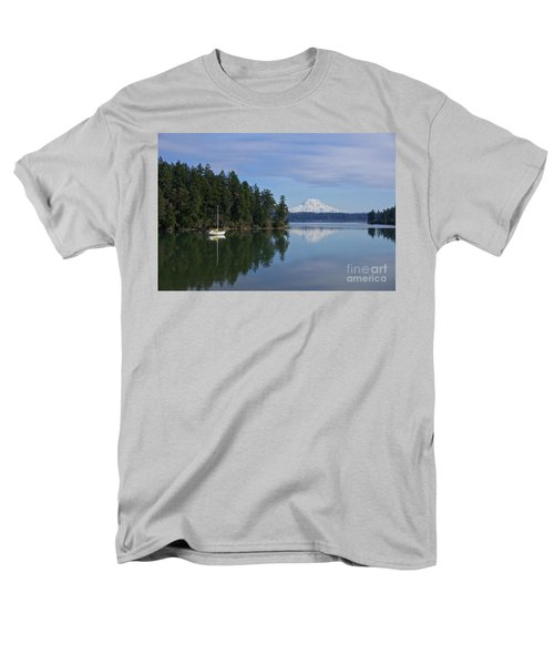 Men's T-Shirt  (Regular Fit) featuring the photograph Oro Bay IIi by Sean Griffin