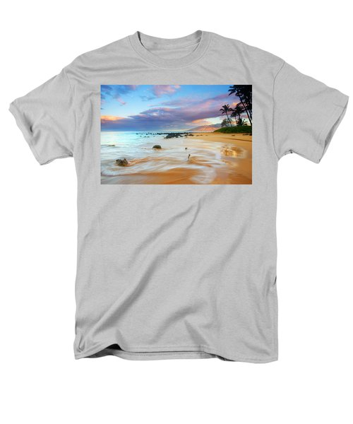Paradise Dawn Men's T-Shirt  (Regular Fit) by Mike  Dawson