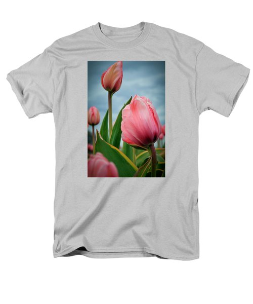 Men's T-Shirt  (Regular Fit) featuring the photograph Pink Passion by Athena Mckinzie