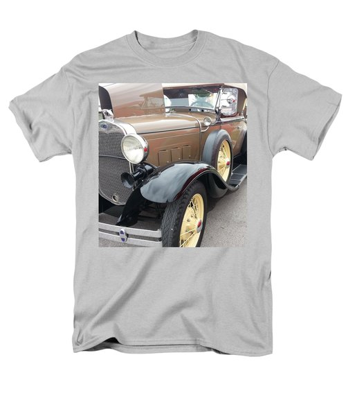 Men's T-Shirt  (Regular Fit) featuring the photograph Polished by Caryl J Bohn