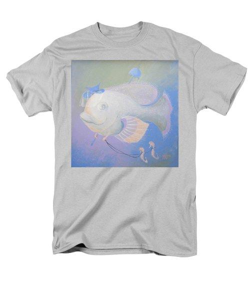 Promenade Men's T-Shirt  (Regular Fit) by Marina Gnetetsky