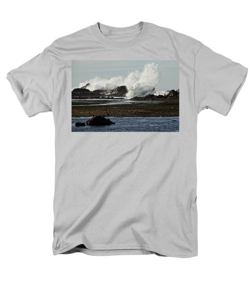 Reaching For The Sky Men's T-Shirt  (Regular Fit) by Dave Files