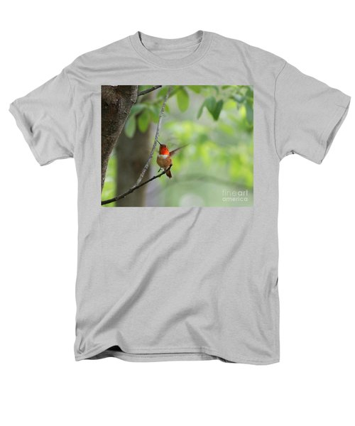 Ready For Take-off Men's T-Shirt  (Regular Fit) by Leone Lund