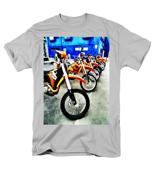 Ready To Ride Men's T-Shirt  (Regular Fit) by Steve Taylor