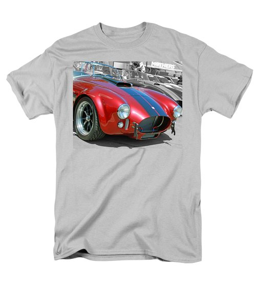Men's T-Shirt  (Regular Fit) featuring the photograph Red Cobra by Shoal Hollingsworth