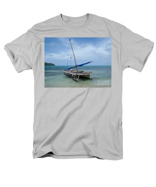 Relaxing After Sail Trip Men's T-Shirt  (Regular Fit) by Jola Martysz