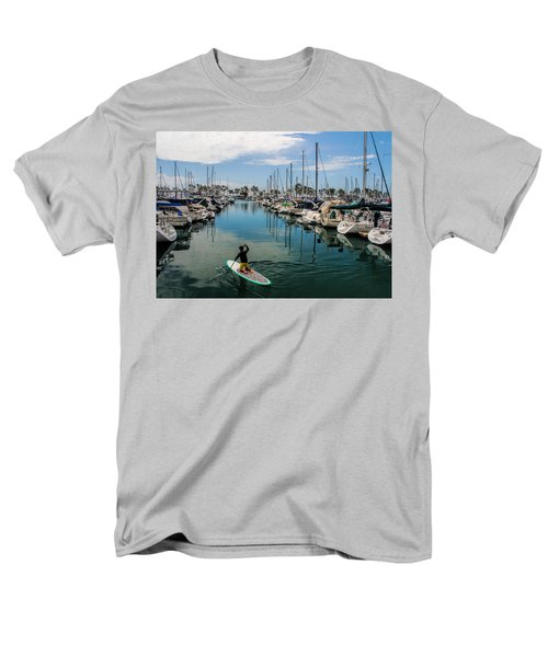 Relaxing Day Men's T-Shirt  (Regular Fit) by Tammy Espino