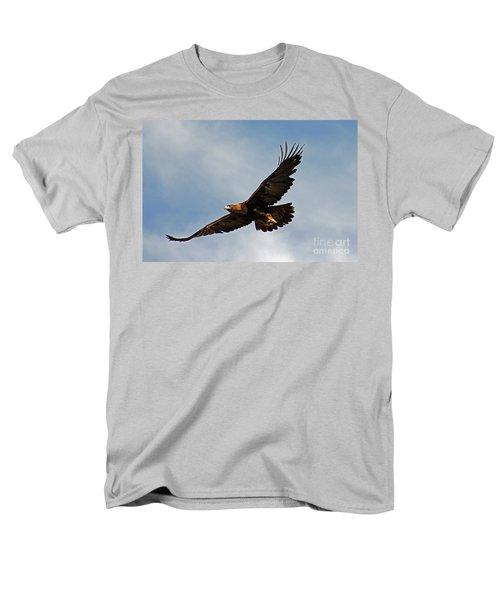 Resolute Men's T-Shirt  (Regular Fit) by Bob Hislop