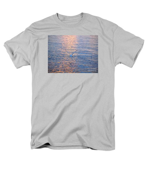 Returning  Men's T-Shirt  (Regular Fit) by Susan  Dimitrakopoulos
