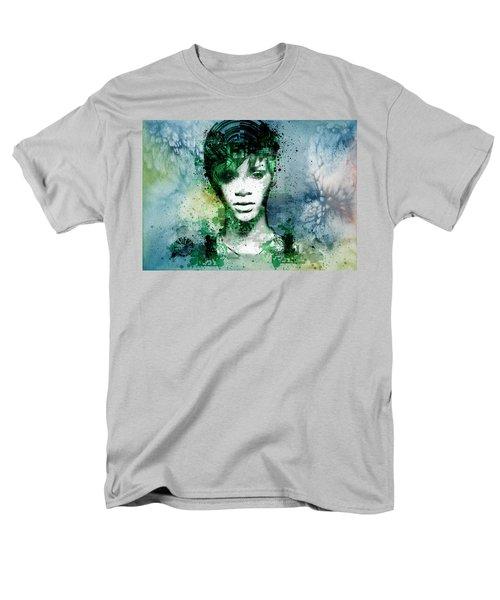 Rihanna 4 Men's T-Shirt  (Regular Fit)