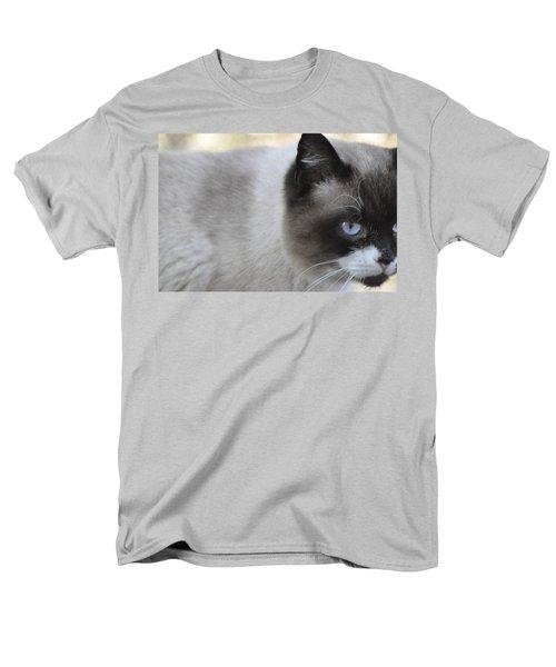 Ringtail Men's T-Shirt  (Regular Fit) by Sarah McKoy