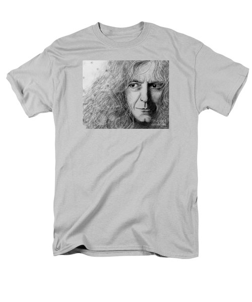 Robert Plant Men's T-Shirt  (Regular Fit) by Patrice Torrillo