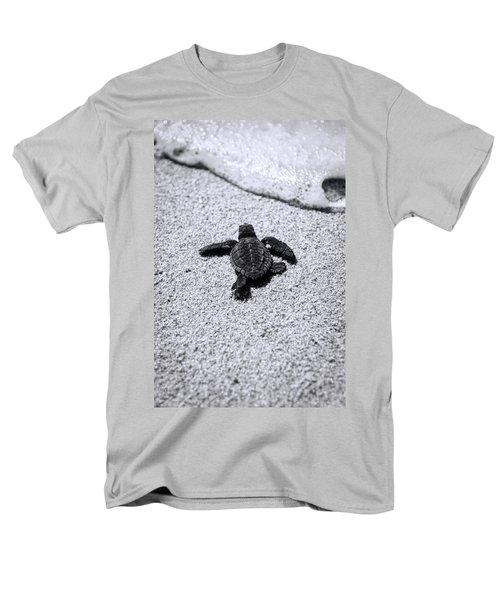 Sea Turtle Men's T-Shirt  (Regular Fit) by Sebastian Musial