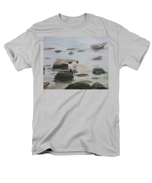 Shirley's Dog Men's T-Shirt  (Regular Fit) by Martin Howard