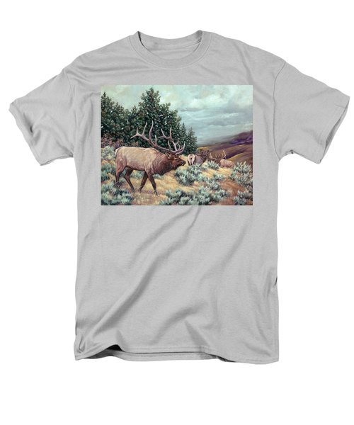 Showdown Men's T-Shirt  (Regular Fit) by Craig T Burgwardt
