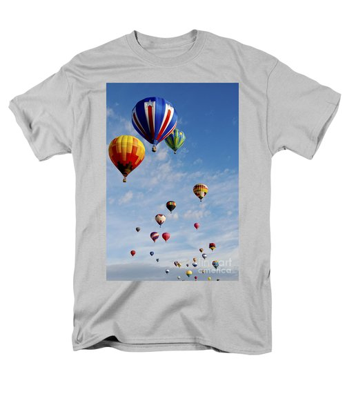 Men's T-Shirt  (Regular Fit) featuring the photograph Skyward Bound by Gina Savage