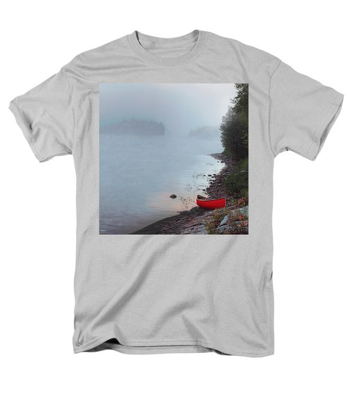 Smoke On The Water Men's T-Shirt  (Regular Fit) by Kenneth M  Kirsch