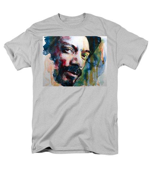 Snoop Dogg Men's T-Shirt  (Regular Fit) by Laur Iduc