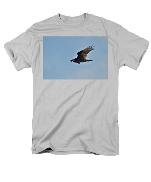 Men's T-Shirt  (Regular Fit) featuring the photograph Soaring by David Porteus