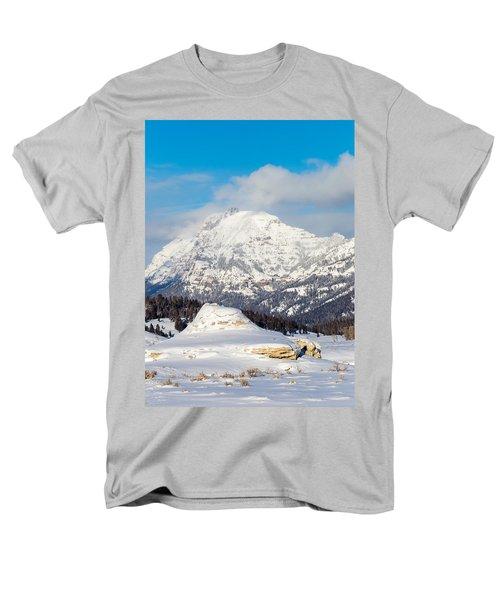 Soda Butte Men's T-Shirt  (Regular Fit)