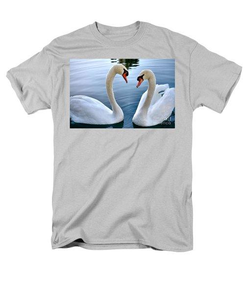 Soul Mates Men's T-Shirt  (Regular Fit) by Deb Halloran