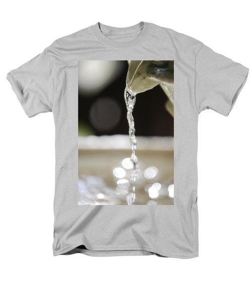 Men's T-Shirt  (Regular Fit) featuring the photograph Sparkle by Leticia Latocki