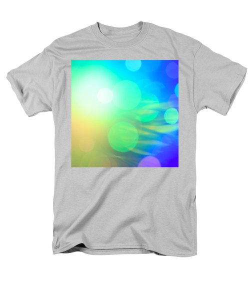 Men's T-Shirt  (Regular Fit) featuring the photograph Spirit In The Sky by Dazzle Zazz