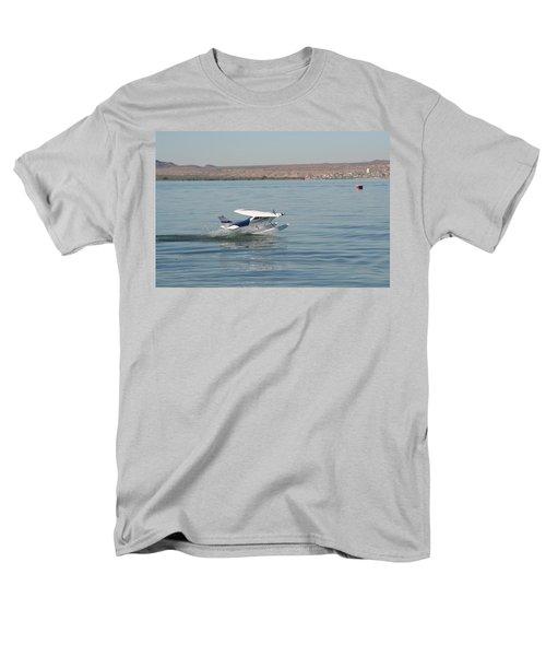 Splashdown Men's T-Shirt  (Regular Fit) by David S Reynolds