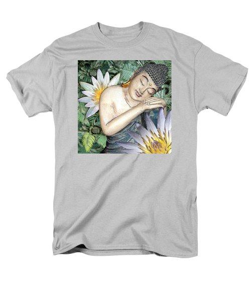 Spring Serenity Men's T-Shirt  (Regular Fit) by Christopher Beikmann