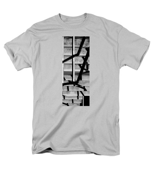 Stairs Men's T-Shirt  (Regular Fit) by Caitlyn  Grasso
