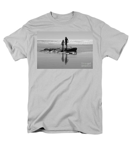 Stay Curious Men's T-Shirt  (Regular Fit) by Suzanne Oesterling