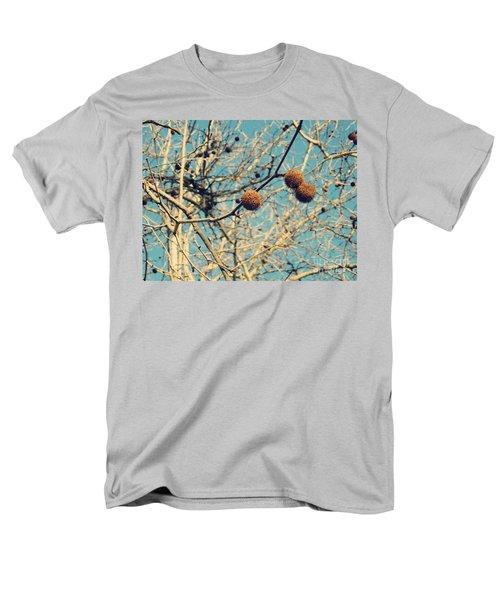 Sticks And Pods Men's T-Shirt  (Regular Fit) by Meghan at FireBonnet Art