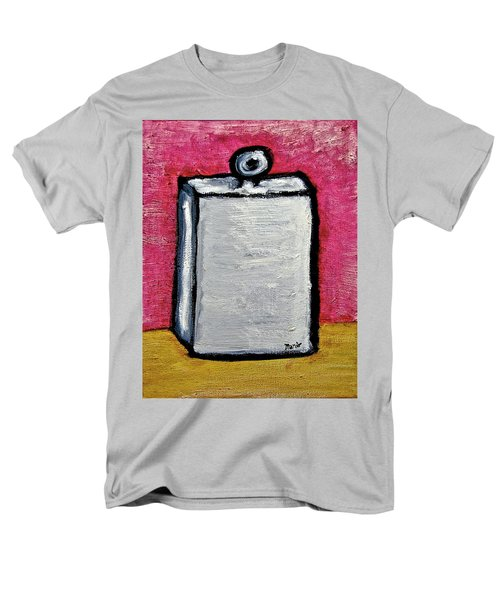 Men's T-Shirt  (Regular Fit) featuring the painting Stills 10-004 by Mario Perron