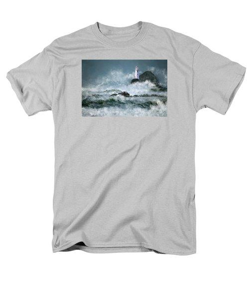Stormy Seas Men's T-Shirt  (Regular Fit)