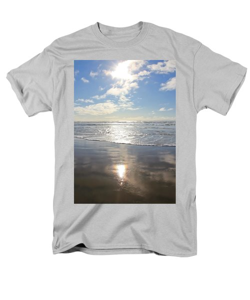 Sun And Sand Men's T-Shirt  (Regular Fit) by Athena Mckinzie