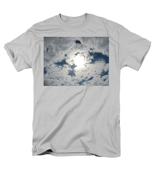 Sun Peek Men's T-Shirt  (Regular Fit) by Deborah Lacoste