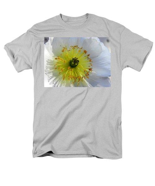 Men's T-Shirt  (Regular Fit) featuring the photograph Sunburst by Deb Halloran