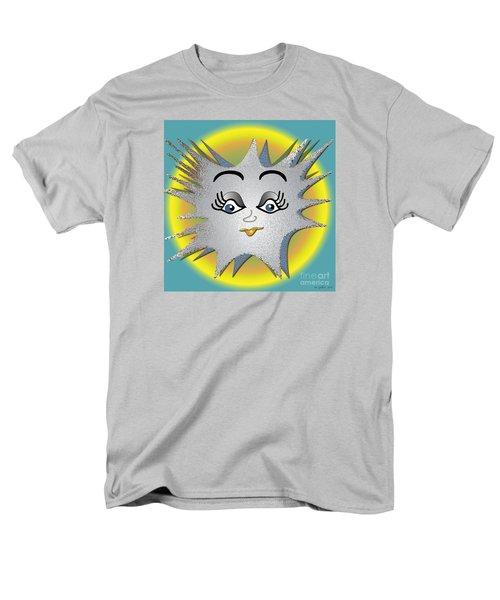 Sunny Boy Men's T-Shirt  (Regular Fit) by Iris Gelbart