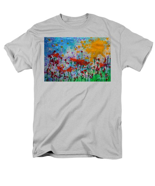Sunny Day Men's T-Shirt  (Regular Fit) by Jacqueline Athmann