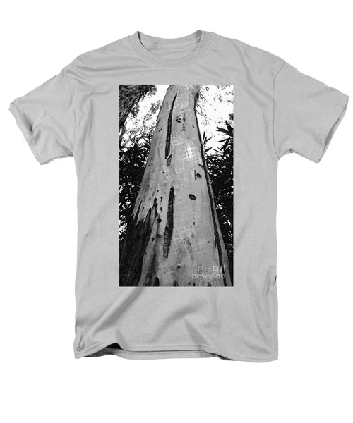 Men's T-Shirt  (Regular Fit) featuring the photograph Tall by Clare Bevan