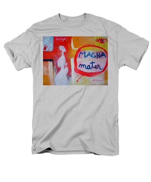 Men's T-Shirt  (Regular Fit) featuring the painting Tango by Ana Maria Edulescu