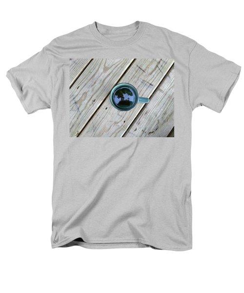 Tea Leaves Men's T-Shirt  (Regular Fit) by Lon Casler Bixby